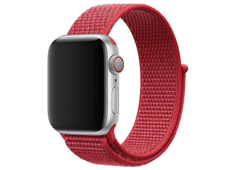 curea apple watch red