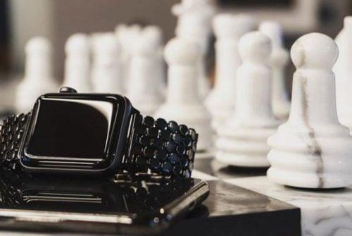 Bratara Apple Watch Neagra