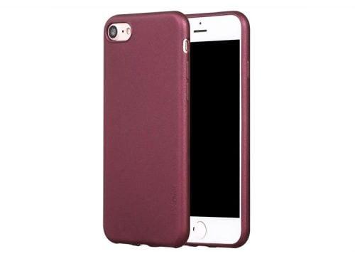 husa silicon rosu apple iphone xr