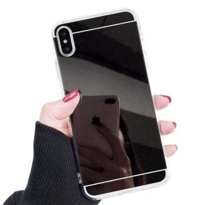 husa oglinda iphone xs max