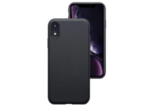 husa simpla din silicon Apple iPhone XR