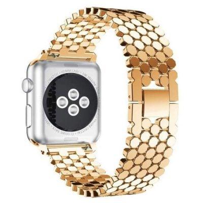 curea gold apple watch